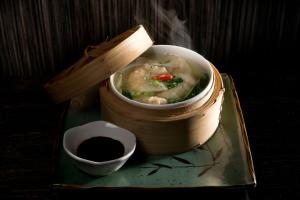 heerlijke Aziatische bouillon