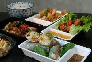 voorbeeld van gerechten voor thuis